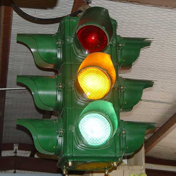 Willis Lamm S Traffic Signal Collection