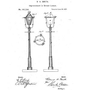 Light Patents1800 1886 Light Street Patents1800 Street YIbyvfg76