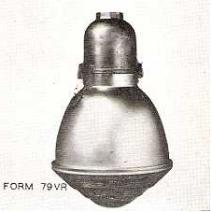 General Electric Form 79VR Street Light